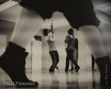 Workshop z Rosano Hribar, foto: Drago Videmšek
